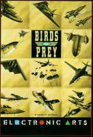Caratula de Birds Of Prey para Amiga