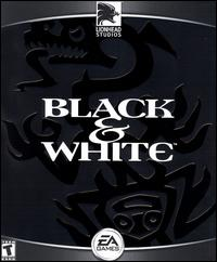 Caratula de Black & White para PC