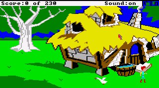 Pantallazo de Black Cauldron, The para Amiga