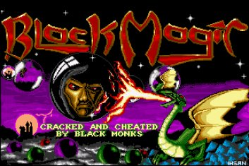 Pantallazo de Black Magic para Amiga