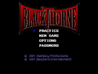 Pantallazo de Blackthorne para PC