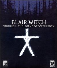 Caratula de Blair Witch Volume II: The Legend of Coffin Rock para PC