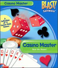 Caratula de Blast! Software Casino Master: Multimedia Edition 3.0 para PC