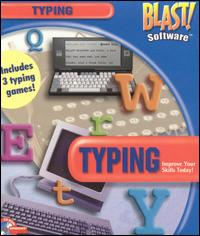 Caratula de Blast! Software Typing para PC
