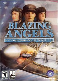 Caratula de Blazing Angels: Squadrons of WWII para PC