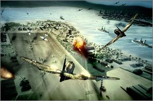 Pantallazo de Blazing Angels: Squadrons of WWII para Xbox 360