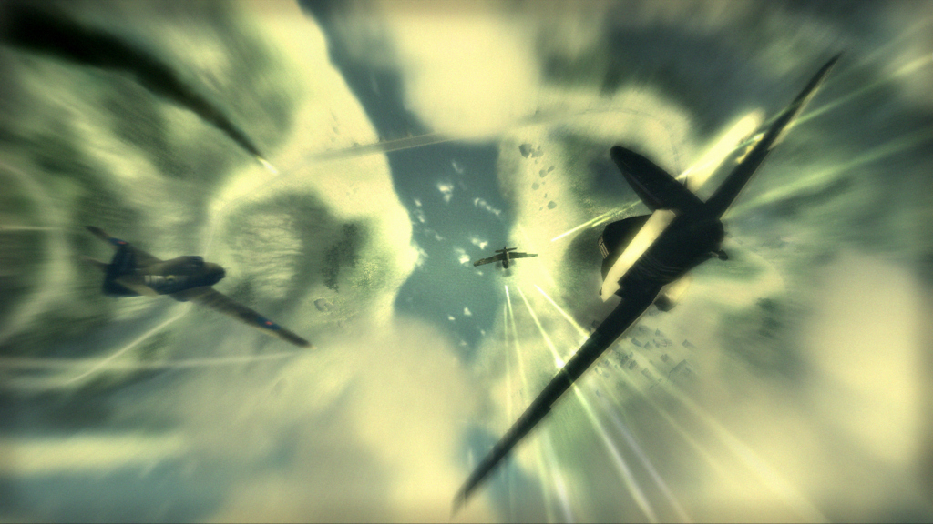 Pantallazo de Blazing Angels 2: Secret Missions of WWII para PC