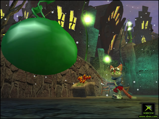 Pantallazo de Blinx: The Time Sweeper para Xbox