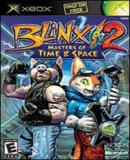 Caratula nº 106349 de Blinx 2: Masters of Time & Space (200 x 282)
