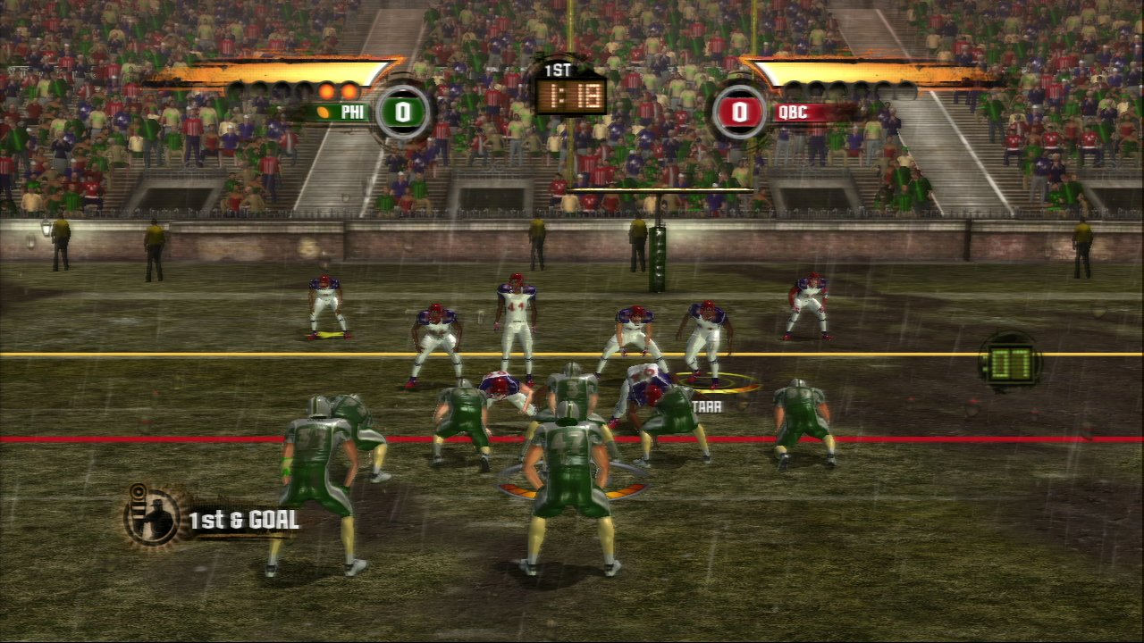 Pantallazo de Blitz: The League II para PlayStation 3