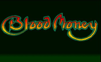Pantallazo de Blood Money para Amiga