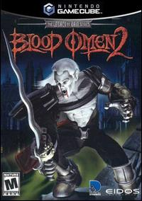Caratula de Blood Omen 2 para GameCube