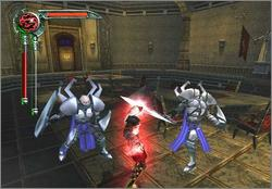 Pantallazo de Blood Omen 2 para GameCube
