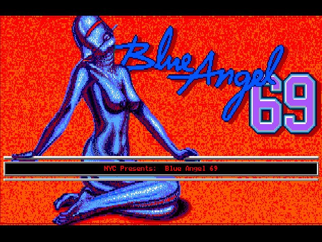 Pantallazo de Blue Angel 69 para PC
