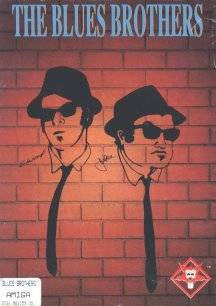 Caratula de Blues Brothers, The para Amiga