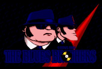 Pantallazo de Blues Brothers, The para Amiga