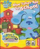 Caratula nº 65529 de Blue's Clues: Blue Takes You to School (200 x 286)