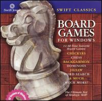 Caratula de Board Games for Windows para PC