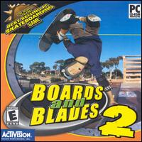 Caratula de Boards and Blades 2 [Jewel Case] para PC