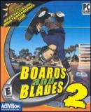 Caratula nº 56671 de Boards and Blades 2 [Jewel Case] (200 x 200)