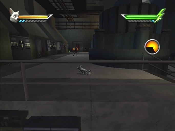 Pantallazo de Bolt para PlayStation 2