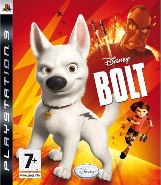 Caratula de Bolt para PlayStation 3