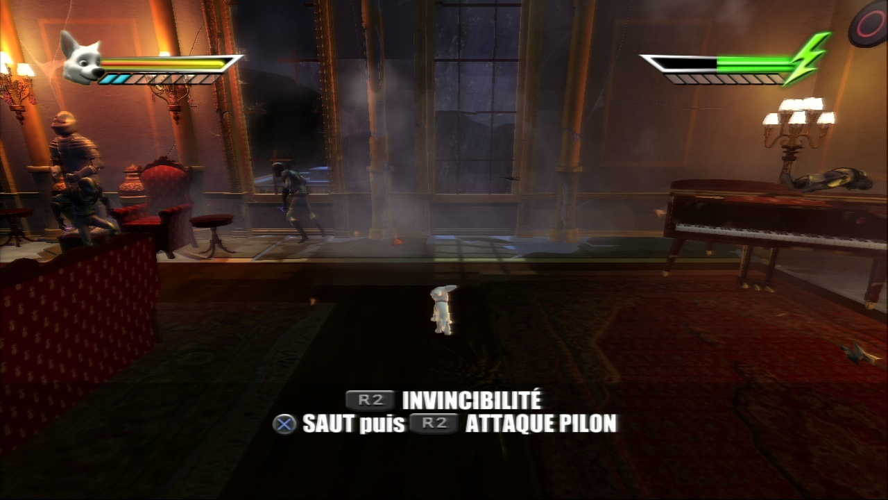 Pantallazo de Bolt para PlayStation 3