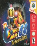 Caratula nº 151885 de Bomberman 64: The Second Attack! (640 x 465)