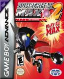 Carátula de Bomberman MAX 2: Red Advance