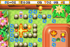 Pantallazo de Bomberman Max 2 - Bomberman Version (Japonés) para Game Boy Advance