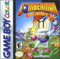 Caratula de Bomberman Quest para Game Boy Color