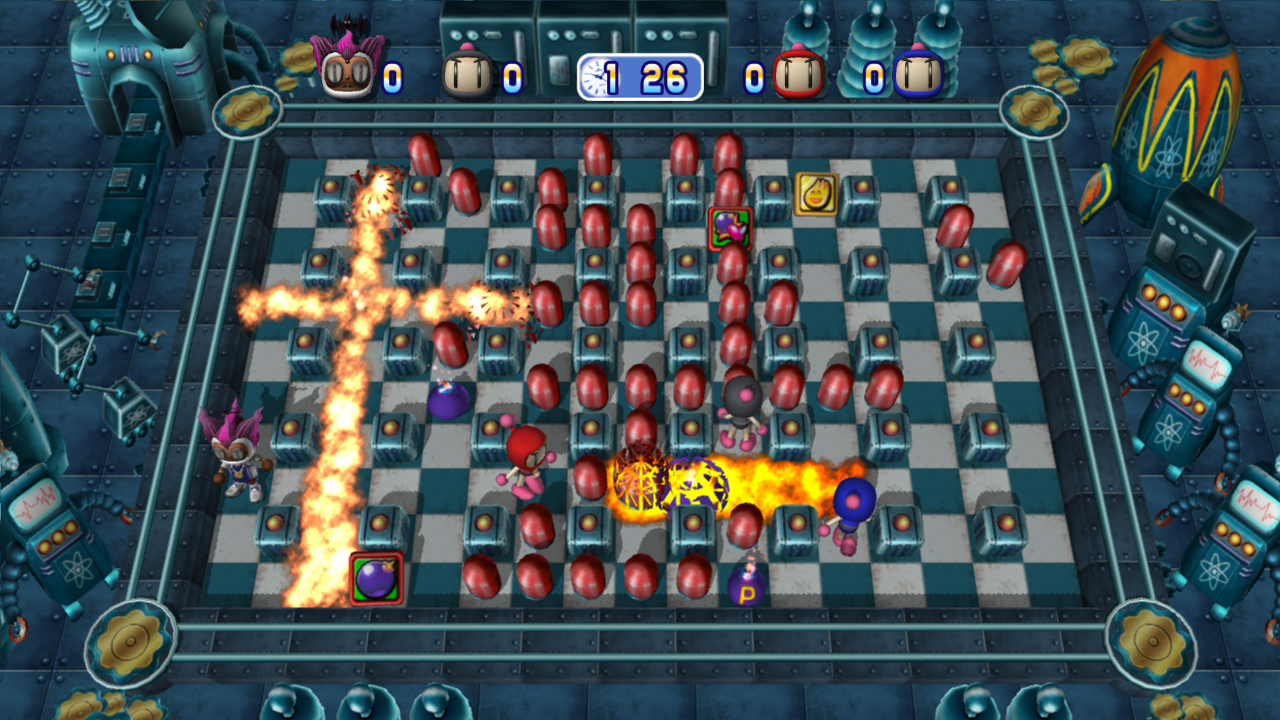 Pantallazo de Bomberman Ultra para PlayStation 3