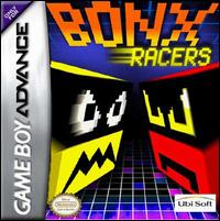 Caratula de Bonx Racers para Game Boy Advance