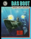 Carátula de Boot, Das: German U-Boat Simulation