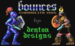 Pantallazo de Bounces para Commodore 64