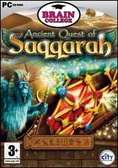 Caratula de Brain College: Ancient Quest of Saqqarah para PC
