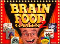 Caratula de Brain Food Games 2 para PC
