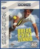 Carátula de Break Point Tennis