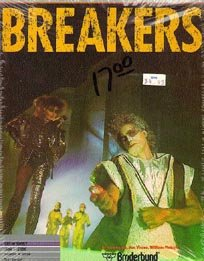 Caratula de Breakers para PC