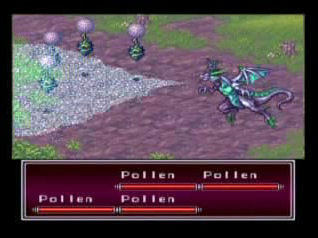 Pantallazo de Breath Of Fire 2 (Consola Virtual) para Wii