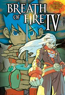 Caratula de Breath of Fire IV para PC