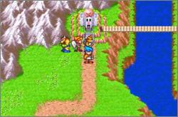 Pantallazo de Breath of Fire para Game Boy Advance