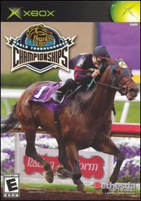 Caratula de Breeders' Cup World Thoroughbred Championships para Xbox