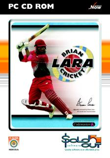 Caratula de Brian Lara Cricket 99 para PC