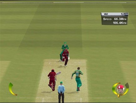 Pantallazo de Brian Lara International Cricket para Xbox