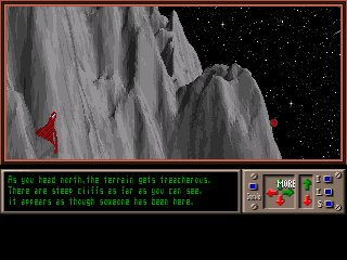 Pantallazo de Bride Of The Robot para Amiga