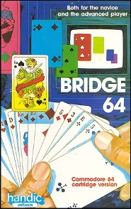 Caratula de Bridge 64 para Commodore 64