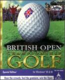 Carátula de British Open Championship Golf