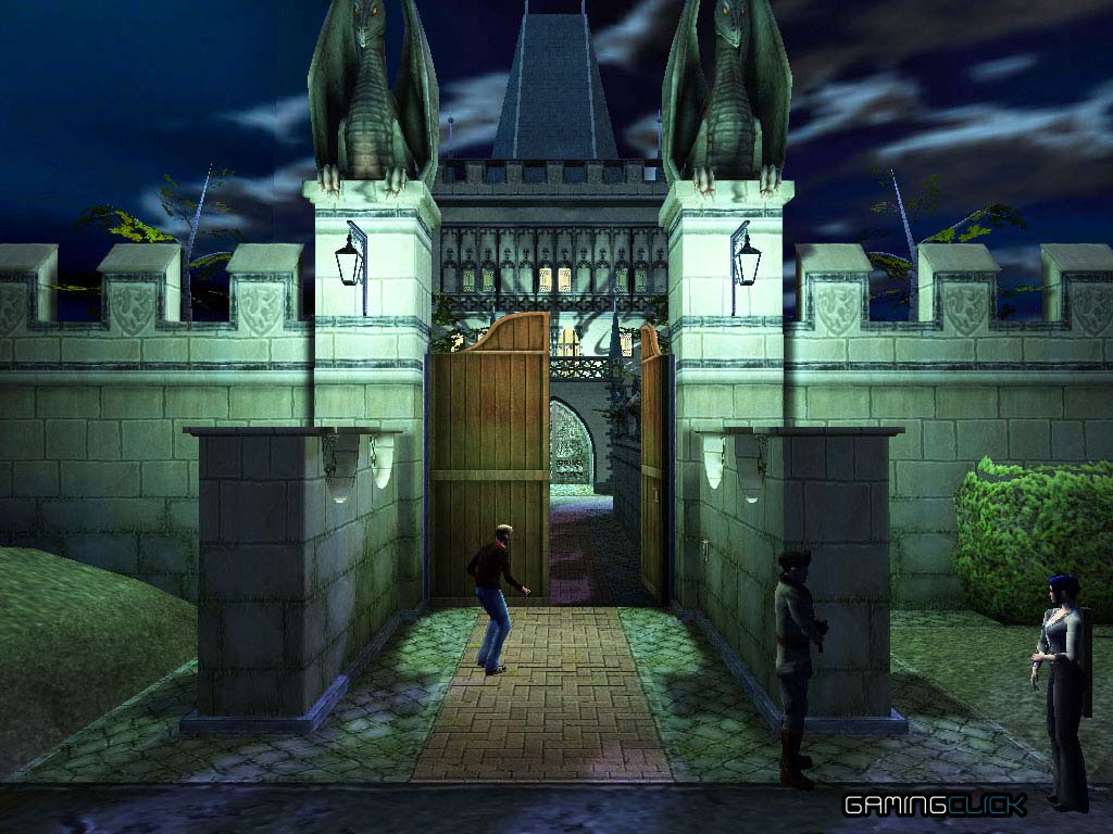 Pantallazo de Broken Sword: The Sleeping Dragon para Xbox