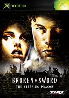 Caratula de Broken Sword: The Sleeping Dragon para Xbox